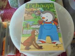 Tchoupi Au Zoo - Cartoons