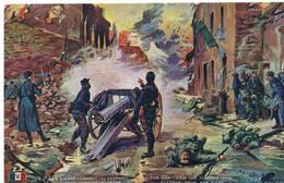 C Oorlog 14/18 Guerre 14/18  Scene De Geurre Oorlogsscene - Guerre 1914-18