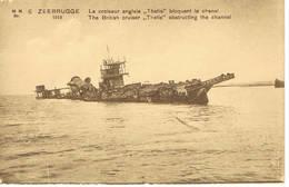 C Oorlog 14/18 Guerre 14/18 Zeebrugge - Zeebrugge