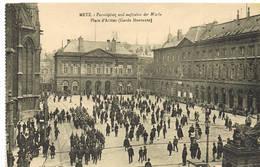 C Oorlog 14/18 Guerre 14/18 Metz - Guerre 1914-18