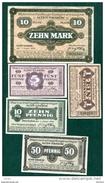 Alten  Grabow  10  Billets - A Identifier