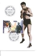 Boxe -JO -Pierre De Coubertin ( CM De Guinée De 2001 à Voir)
