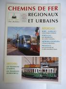 SOMME : TRAMWAYS D'AMIENS - TRAMWAYS De BELFORT (2) - Revue CHEMIN De FER REGIONAUX 1995 - Trains
