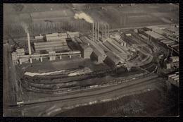 ** OBOURG ( Mons ) - Vue Aérienne De L'usine De Ciment - ** - - België