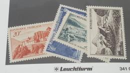 LOT 354679 TIMBRE DE FRANCE NEUF** N°841 A 843 VALEUR 22,3 EUROS