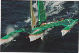 Bateau : Groupama  Skipper  Franck  Cammas - Barche