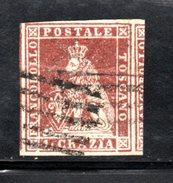 475 - TOSCANA , 1 Crazia N. 4 : Splendido