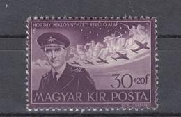 Ungarn 30 F Tod Horthy 1943  - ** Ungebraucht