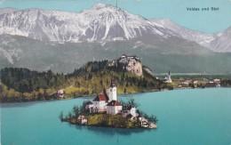 Veldes Und Stol (4065) - Slovenia