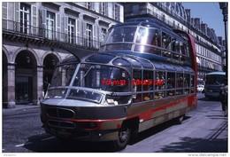 Reproduction D´une Photographie Du Bus Cityrama En Visite à Paris - Reproductions
