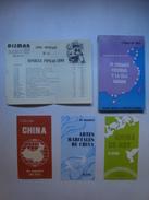 14 CIUDADES COSTERAS Y LA ISLA DE HAINAN. CON PUERTAS DE PAR EN PAR - ZHOU BAOXI (CHINA, 1987). CHINA DE HOY ESPAÑOL - Cultural