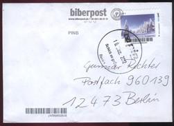 Biber Post Winterwald (Heftchenmarke) (45) Gez Neues Logo Gel. 07.12.2012 BP064 - [7] Repubblica Federale