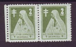 ROMANIA ANTI TUBERCOLOSIS NUN - Romania