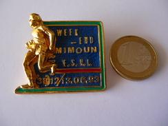 Week End Alain MIMOUN 12 Et 13 06 1993 - Doré à L'or Fin Et Tiré à 300 Exemplaires - Athlétisme