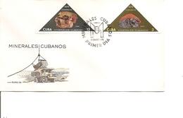 Minéraux ( FDC De Cuba De 1975 à Voir)