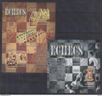 C41. Guinea - MNH - Games - Chess - 2012