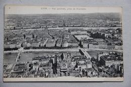 LYON (RHÔNE), Vue Générale Prise De Fourvière - Lyon