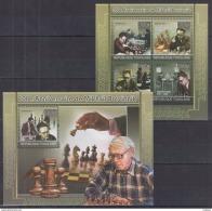 C41. Togo - MNH - Games - Chess - 2011