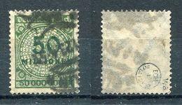 Deutsches Reich Michel-Nr. 321Wa Gestempelt - Geprüft