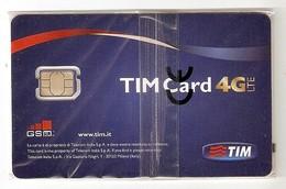*ITALIA - TIM* - Scheda GSM NUOVA (MINT) In Blister