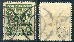 Deutsches Reich Michel-Nr. 321B Gestempelt - Geprüft