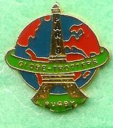 @@ Rugby Tour Eiffel Paris Globe Trotter  (2.5x2.5) @@sp163 - Rugby