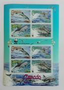 Grenada 2007** Klb.5925-28. Dolphins MNH [14;72]
