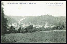 HASTIERE - Villa Scolaire D'Hastières - Panorama - Circulé - Circulated - Gelaufen - 1911.