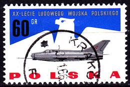 Polen Michel Nr. 1427 Gestempelt (434)