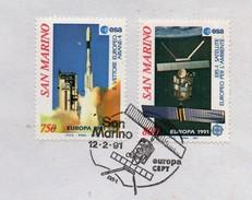 PIA - SMA - 1991 : Europa  - (SAS 1309-10)