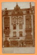 Karlsruhe. Pfannkuch & Co. Steinholz-Fussboden Karl Eypper. 1907 - Karlsruhe