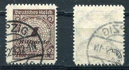 Deutsches Reich Michel-Nr. 325B Gestempelt - Geprüft