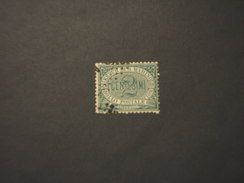 SAN MARINO - 1877/90 CIFRA 2 C. - TIMBRATO/USED