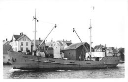 """¤¤  -    Carte-Photo Du Bateaux De Commerce """" PERNY """" , Cargo  -  Voir Description   -  ¤¤ - Commerce"""