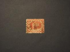 SAN MARINO - 1877/90  20 C. - TIMBRATO/USED