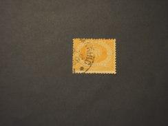 SAN MARINO - 1877/90  5 C. - TIMBRATO/USED
