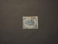 SAN MARINO - 1892/4 CIFRA  2 C. - TIMBRATO/USED