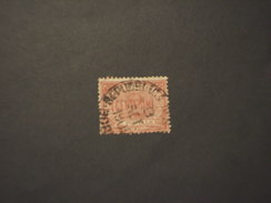 SAN MARINO - 1895/9 CIFRA  2 C. - TIMBRATO/USED