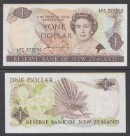 New Zealand 1 Dollar 1981-85 (XF) Condition Banknote P-169a - Nouvelle-Zélande