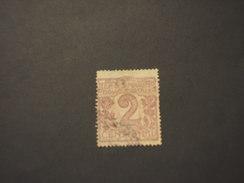 SAN MARINO - 1903 CIFRA  2 C. - TIMBRATO/USED