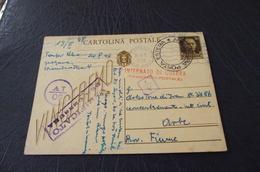 146. Campo Concentramento ARBE WW II  RRR   Discount - Occupation 2ème Guerre Mond. (Italie)