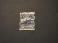 SAN MARINO - 1903 VEDUTA 25 C. - TIMBRATO/USED
