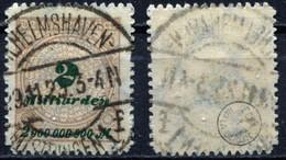 Deutsches Reich Michel-Nr. 326B Vollstempel - Geprüft