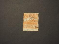 SAN MARINO - 1905 VEDUTA   15 Su 20 - TIMBRATO/USED