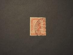 SAN MARINO - 1922 STATUA  45 C. - TIMBRATO/USED