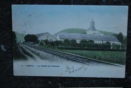 929/ HAMOIR- La Ferme De Rennes (colorisée)