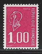 JJ--132-.  N° 1892  .  *   * ,  SANS BANDE DE PHOSPHORE ( 1977 ) TTB, Cote 3.00 €, Voir Scan Pour Detail