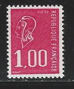 JJ--500-.  N° 1892  .  *   * ,  SANS BANDE DE PHOSPHORE ( 1977 ) TTB, Cote 3.00 €, Voir Scan Pour Detail