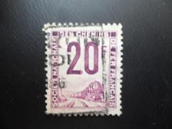 1948 - 54 Colis Postal 29 20F Lilas