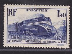 FRANCE N°  340 Timbre Neuf Avec Défauts, (lot D1625) - France
